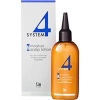 Sim Sensitive System 4 Lotion - Лосьон М от перхоти и для увлажнения кожи головы 100 мл