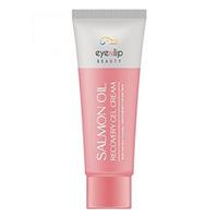 Eyenlip Salmon Oil Recovery Gel Cream - Крем-гель для лица с лососевым маслом 45 мл