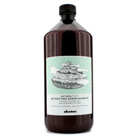 Davines New Natural Tech Detoxifying scrub Shampoo - Детоксирующий шампунь-скраб 1000 мл