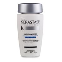 Kerastase Specifique Bain Gommage for greasy hair - Отшелушивающий шампунь-ванна от перхоти для жирных волос 200 мл