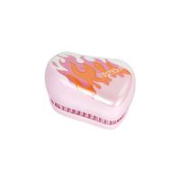 Tangle Teezer Compact Styler Skinny Dip Hot Flame - Расческа для волос (розовый/оранжевый/белый)