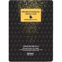 Milatte Rnw Premium Charcoal Mineral Mask - Маска для лица очищающая с древесным углем 27 мл