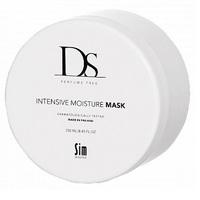 Sim Sensitive DS Perfume Free Cas Intensive Moisture Mask - Интенсивная увлажняющая маска 250 мл