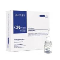 Selective On Care Scalp Stimulate Intense Lotion - Интенсивный стимулирующий лосьон от выпадения волос 8*8 мл