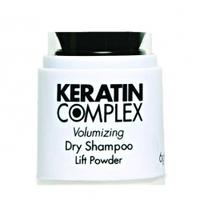 Keratin Complex Dry Shampoo Volumizing Lift Powder - Запасной блок к Сухому шампуню-пудре 6 г
