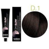 L'Oreal Professionnel Inoa Glow Dark Shaden of Grey - Kрем краска для волос (тёмная база) 1 антрацит 60 мл