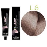 L'Oreal Professionnel Inoa Glow Light Sweet Mocha - Kрем краска для волос (светлая база) 8 мокка 60 мл