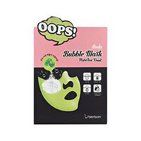 Berrisom Soda Bubble Mask_PoreTox Fruit - Маска для ухода пор 18 мл
