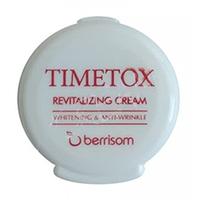 Berrisom Timetox Revitalizing Cream Sample - Крем для лица антивозрастной миниатюра 5 г