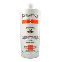 Kerastase Nutritive Irisome Lait Vital Iris Royal - Молочко для питания нормальных и сухих волос 1000 мл