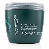 Alfaparf Semi Di Lino Reconstruction Reparative Mask - Маска для поврежденных волос 500 мл