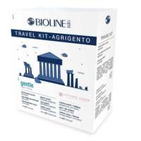 Bioline-JaTo Travel Kit Agrigento - Набор для лица (средство для демакияжа глаз 99 мл, патчи под глаза 3 шт,крем для глаз и губ 15 мл)