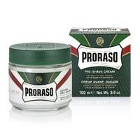 Proraso Green Line Pre-Shave Cream - Крем до бритья 100 мл
