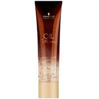 Schwarzkopf Oil Ultime Oil In Scrub - Масло-скраб для кожи головы с цветком лотоса 250 мл