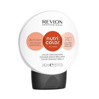Revlon Nutri Color Filters - Прямой краситель без аммиака 740 медный 240 мл