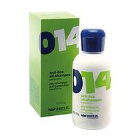Brelil 0-14 Anti-lice oil Shampoo - Антипедикулезный масло-шампунь 150 мл
