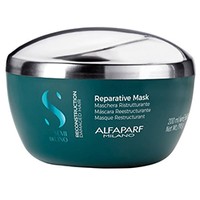 Alfaparf Semi Di Lino Reconstruction Reparative Mask - Маска для поврежденных волос 200 мл