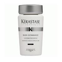 Kerastase Specifique Bain Gommage for dry hair - Отшелушивающий шампунь-ванна от перхоти для сухих волос 200 мл