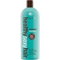 Sexy Hair Healthy Soymilk Conditioner - Кондиционер на соевом молоке для обычных и окрашенных волос 1000 мл