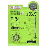 Mediental Soothing Sensor Hydrogel Mask - Маска для лица гидрогелевая для чувствительной кожи 25 г