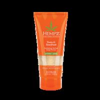 Hempz Yuzu & Starfruit Exfoliating Herbal Body Primer - Скраб подготавливающий перед загаром юдзу и карамбола 200 мл