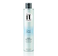 Alfaparf Semi Di Lino That's It Grey Pride Shampoo - Шампунь тонирующий для светлых и седых волос 250 мл