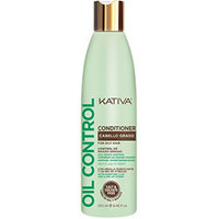 Kativa Oil Control Conditioner For Oily Hair - Кондиционер «контроль» для жирных волос 250 мл
