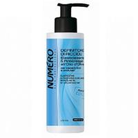 Brelil Numero Curly Elasticizing Curl Boost - Гель для моделирования с оливковым маслом для вьющихся и волнистых волос 200 мл