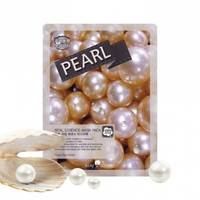 May Island Real Essence Pearl Mask Pack - Маска для лица тканевая 25 мл