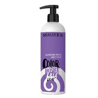 Selective Color Twister Lilac - Ухаживающая краска для волос прямого действия с кератином (лиловый) 300 мл