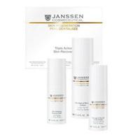 Janssen Opus Belle Anti-Age Triple Action Skin Recovery - Система омоложения кожи тройного действия 3 позиции 30 мл