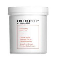 Algologie Aroma Body By Algologie Grapefruit Sculpt Firming Body Cream - Укрепляющий крем скульптор для тела грейпфрут 400 мл