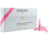 Sothys Oxygenating Essential Ampoules - Ампульный концентрат с кислородонасыщающим и ревитализирующим действием 7*1,5 мл