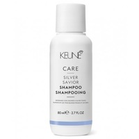 Keune Care Silver Savor Shampoo - Шампунь для волос 80 мл