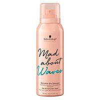 Schwarzkopf Mad About Waves Refresher Dry Shampoo - Сухой шампунь 150 мл