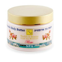 Health & Beauty Aromatic Body Butter - Ароматическое масло для тела (роза) 350 мл