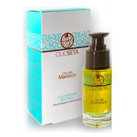 Barex Olioseta Oro del Marocco Oil Treatment for Hair - Масло-уход с маслом арганы и маслом семян льна 30 мл
