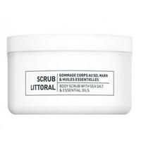 Algologie Body Scrub With Sea Salt And Essential Oils - Литторальный скраб для тела с морской солью и эфирными маслами 500 мл