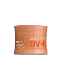Alterna Bamboo Color Care UV+ Rehab Deep Hydration Masque - Восстанавливающая маска для ухода за цветом 50 мл