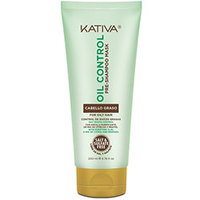 "Kativa Oil Control Pre-Shampoo Mask For Oily Hair - Маска ""контроль"" перед мытьем шампунем для жирных волос 200 мл"