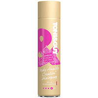 Toni&Guy Body Amplify Creation Hairspray - Лак-спрей для волос сильная фиксация на целый день 250 мл
