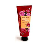 Farmstay Pink Flower Blooming Hand Cream Pink Rose - Крем для рук роза 100 мл