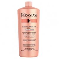 Kerastase Discipline Bain Fluidealiste Shampoo No Sulfates - Шампунь-ванна для гладкости волос без сульфатов 1000 мл