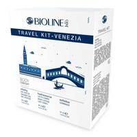 Bioline-JaTo Travel Kit Venezia Body Concept - Набор для тела (лосьон для тела 99 мл, гоммаж очищающий 50 мл, гель для душа 99 мл)
