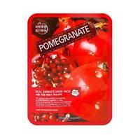 May Island Real Essence Pomegranate Mask Pack - Маска для лица тканевая 25 мл