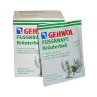 Gehwol Fusskraft Herbal Bath - Травяная ванна 10*20 гр