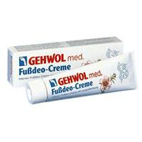 Gehwol Med Deodorant foot cream - Крем-дезодорант для ног 75 мл