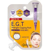 Mediheal E.G.T Midnight Capping Pack - Маска для лица ночная с пептидами 15 мл