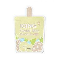 A'pieu Icing Sweet Bar Sheet Mask Pineapple - Маска-мороженное листовая ананас 21 г