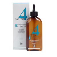 Sim Sensitive System 4 Therapeutic Climbazole Scalp Tonic T - Терапевтический тоник «Т» для всех типов волос 500 мл